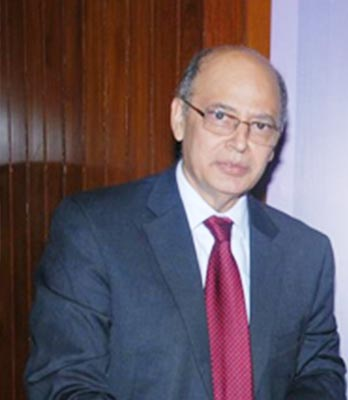 Prof. Dr. Abul Fazal Ali Khan
